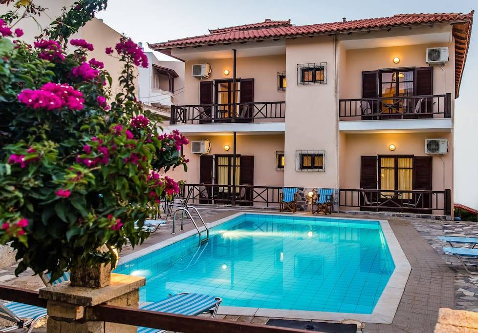 Amarandos Villa, Rethymnon, Greece, top 5 places to visit and stay in hotels in Rethymnon