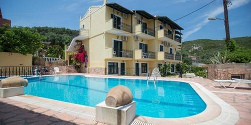 Avra Paradise Sea View Aparthotel, Corfu, Greece, Greece hotels and hostels