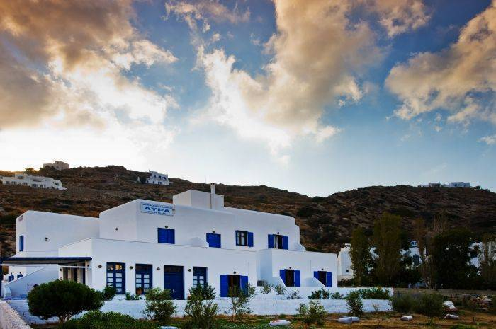 Avra Pension, Ios, Greece, Greece hotels and hostels