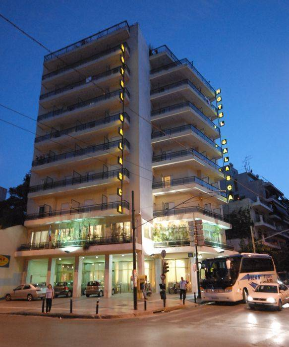 Balasca Hotel, Athens, Greece, Greece hostels and hotels
