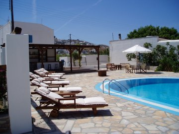 Brother's Hotel, Ios, Greece, cool hotels and hostels in Ios