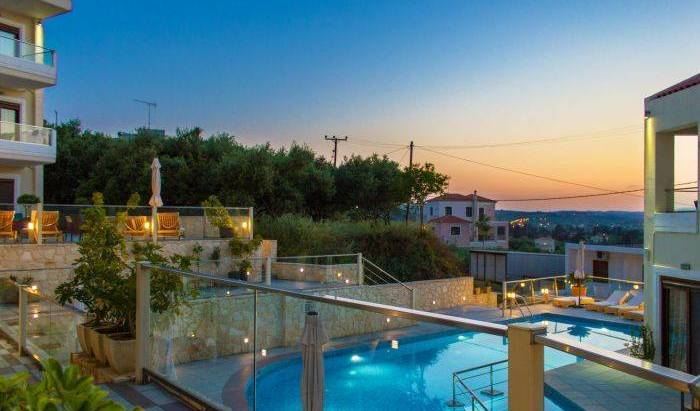 Esthisis Suites - Get low hotel rates and check availability in Platanias 44 photos