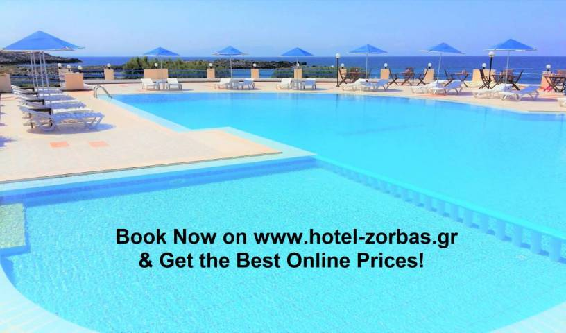 Hotel Zorbas Beach Village - Get low hotel rates and check availability in Chania 119 photos