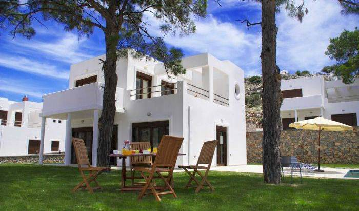 Pefkos Hillside Villas, view and explore maps of cities and hotel locations 15 photos