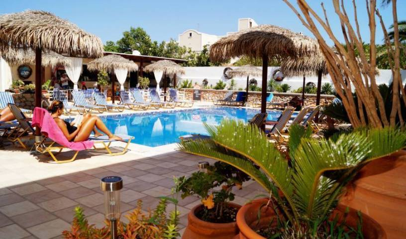 Villa Angira - Search available rooms for hotel and hostel reservations in Nisos Thira 15 photos