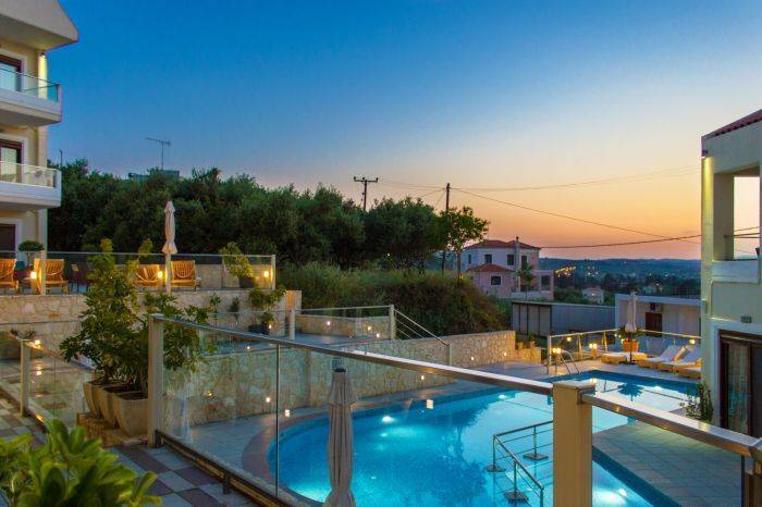 Esthisis Suites, Platanias, Greece, Greece hotels and hostels