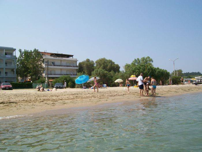 Hostel Pension Tzitzifies, Thessaloniki, Greece, Greece hotely a ubytovny