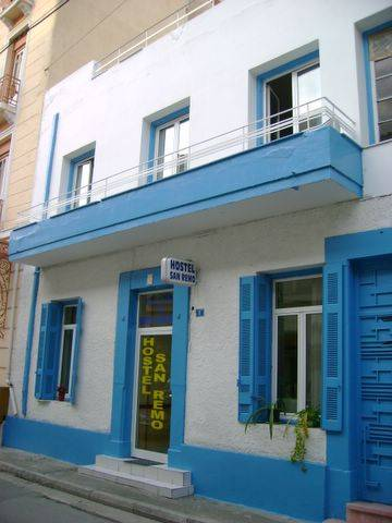 Hostel  San Remo, Athens, Greece, Greece hotels and hostels