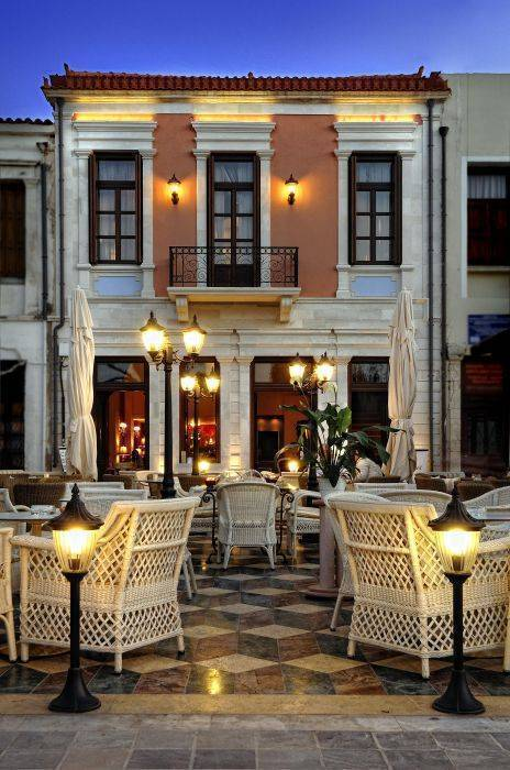 Hotel Civitas Rethymnae, Rethymnon, Greece, Greece hotels and hostels