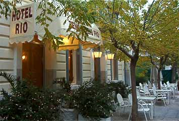 Hotel Rio Athens, Athens, Greece, small hotels and hotels of all sizes in Athens