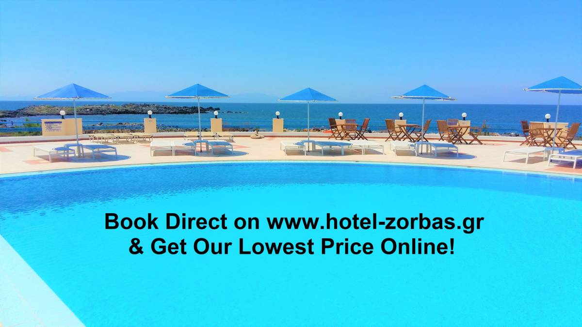 Hotel Zorbas Beach Village, Chania, Greece, hotel reviews and discounted prices in Chania