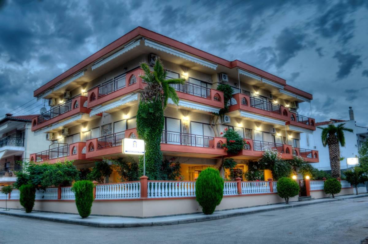 Milonas House, Nea Moudhania, Greece, Greece hotels and hostels