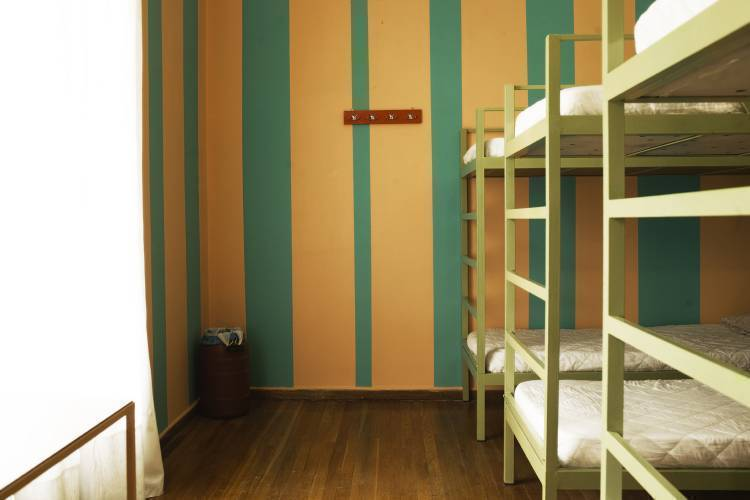 Pagration Youth Hostel, Athens, Greece, hotels with non-smoking rooms in Athens