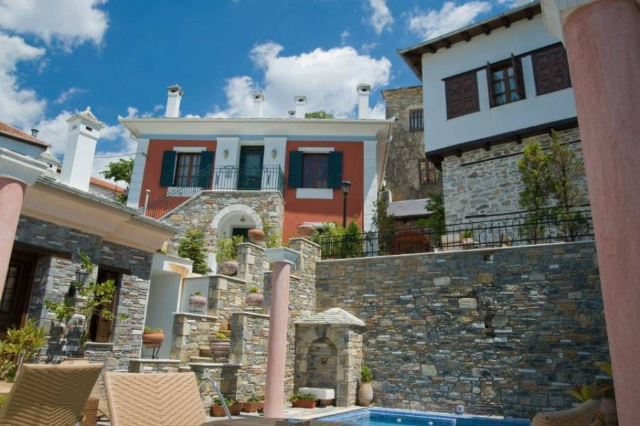 Palladio Hotel, Portaria, Greece, Greece hotels and hostels