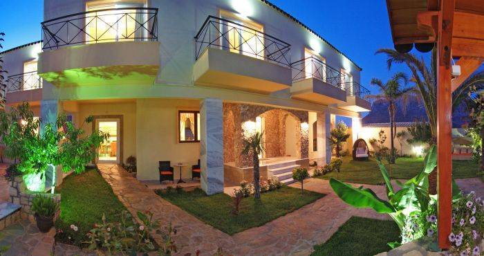 Paradice Hotel, Chania, Greece, how to choose a vacation spot in Chania