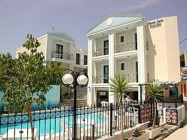 Renia Hotel Apartments, Irakleion, Greece, family history trips and theme travel in Irakleion