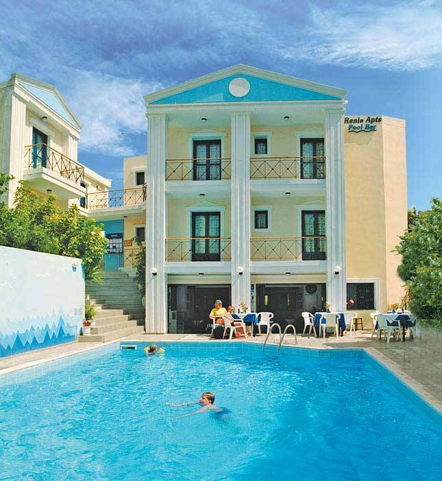 Renia Hotel Apartments, Irakleion, Greece, Greece hotels and hostels
