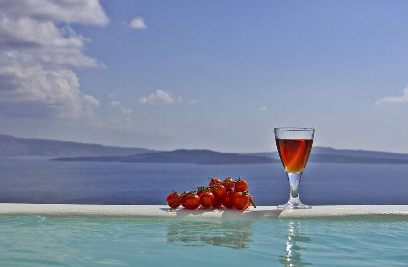 Residence Suites, Santorini, Greece, first-rate travel and hotels in Santorini