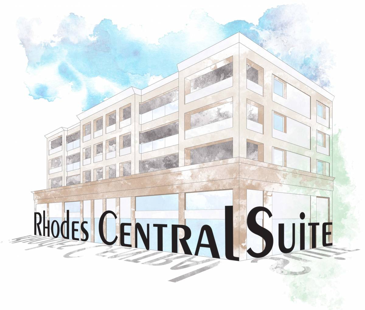 Rhodes Central Suite, Rodos, Greece, Greece hotels and hostels