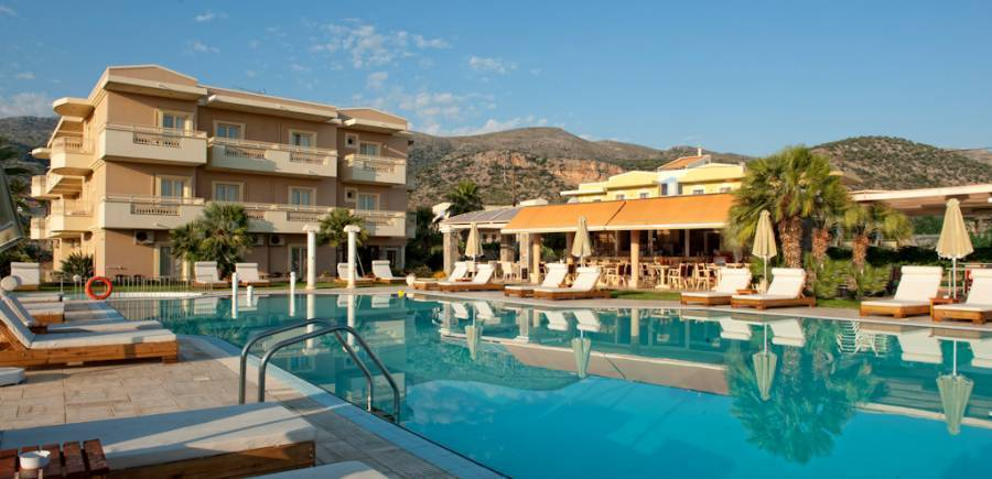 Socrates Hotel, Malia, Greece, best places to stay in town in Malia
