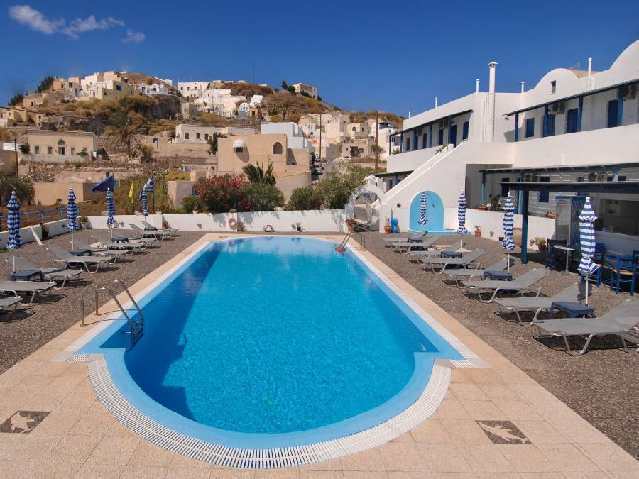 Thira's Dolphin, Santorini, Greece, best apartments and aparthotels in the city in Santorini
