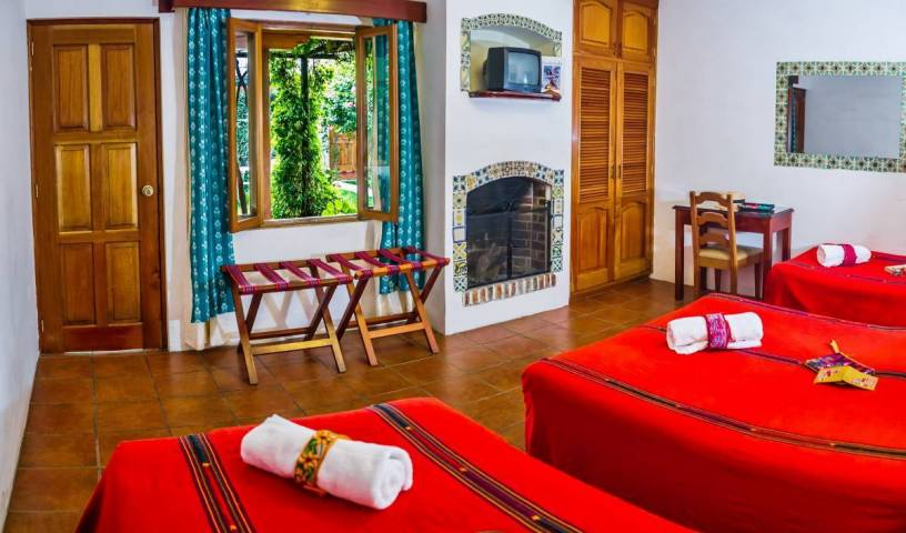 Hotel San Jorge - Get low hotel rates and check availability in Antigua Guatemala, cheap hotels 55 photos