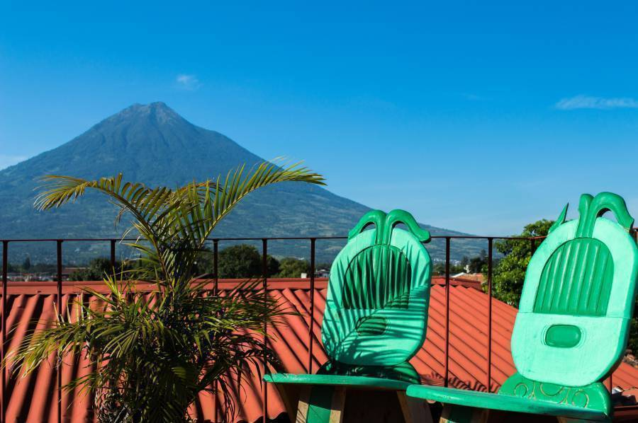 Hotel and Gallery Uxlabil, Antigua Guatemala, Guatemala, Hoteles gay friendly, hostales y B & Bs en Antigua Guatemala