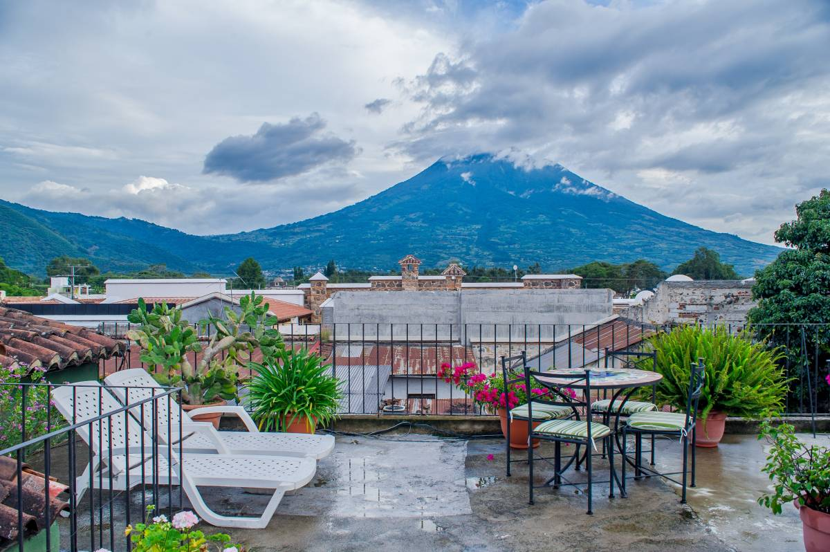 Hotel Casa Rustica, Antigua Guatemala, Guatemala, what is a green hotel in Antigua Guatemala