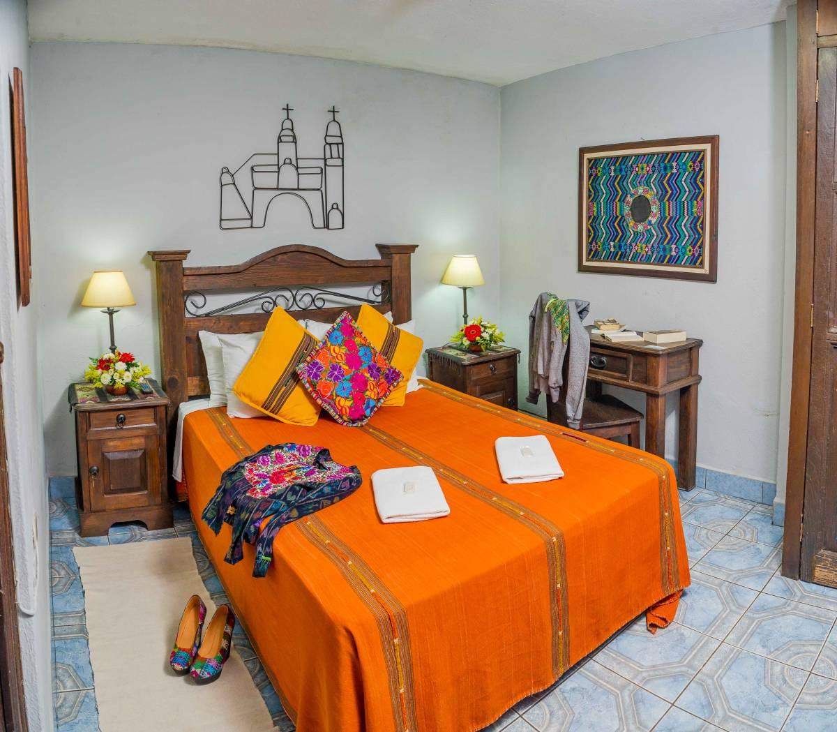 Hotel Casa Rustica, Antigua Guatemala, Guatemala, Guatemala hotels en hostels