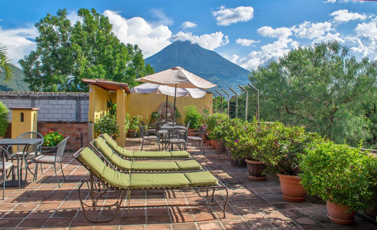 Hotel Las Camelias Inn, Antigua Guatemala, Guatemala, Guatemala hotels and hostels