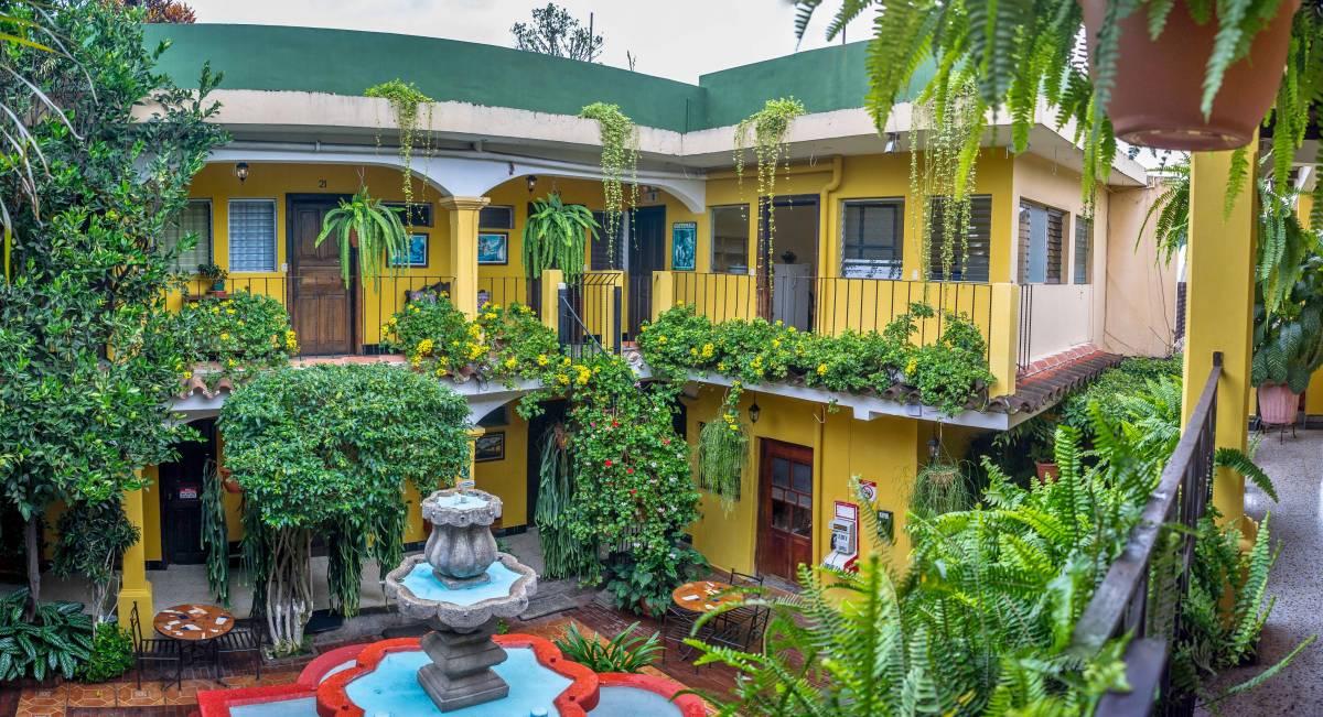 Posada San Vicente, Antigua Guatemala, Guatemala, Guatemala hostela i hotela