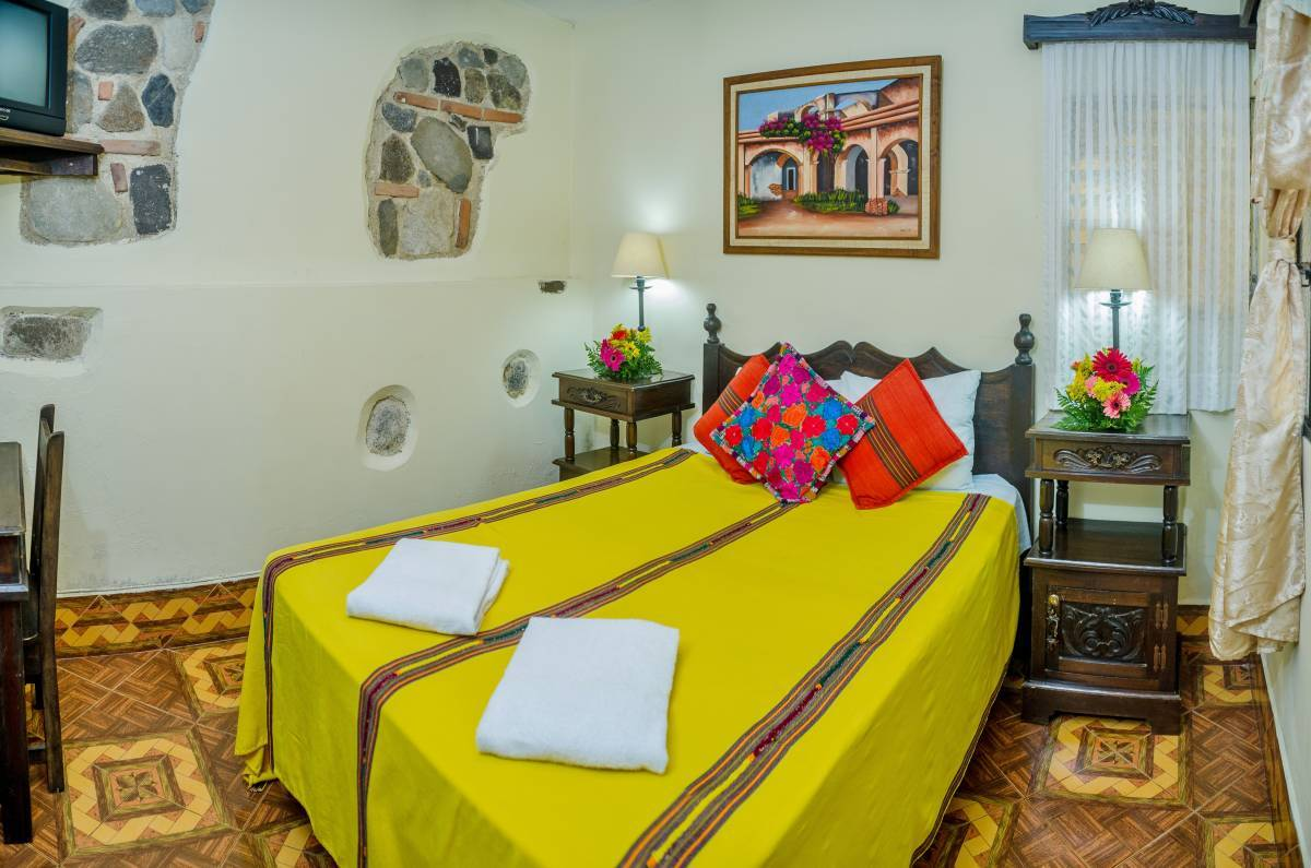 Posada San Vicente, Antigua Guatemala, Guatemala, search for hotels, low cost hostels, B&Bs and more in Antigua Guatemala