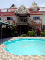 La Delphina Bed and Breakfast Bar Grill, La Ceiba, Honduras, what do I need to know when traveling the world in La Ceiba