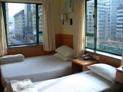Kowloon New Hostel, Tsim Sha Tsui, Hong Kong, proračun vložitev v Tsim Sha Tsui
