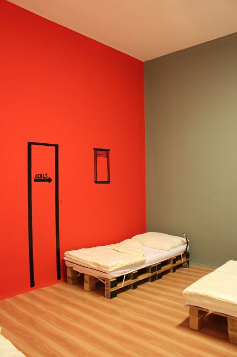 Amazing Hostel Budapest, Budapest, Hungary, a new concept in hospitality in Budapest