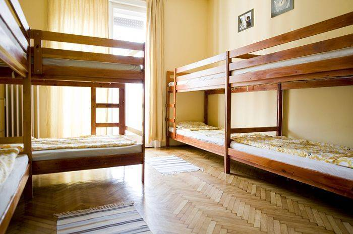 Astoria City Hostel, Budapest, Hungary, Hungary hotels and hostels