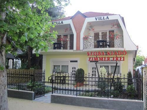 Bella Villa, Siofok, Hungary, Hungary hotels and hostels