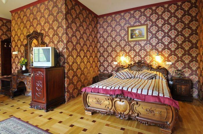 Castello Albergo Fried, Simontornya, Hungary, the world's best green hotels in Simontornya