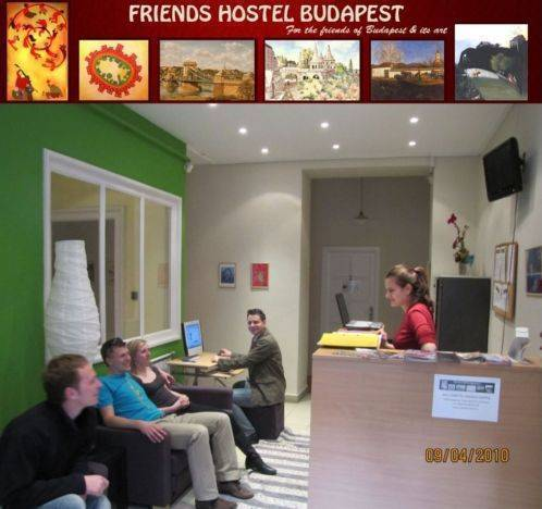 Friends Hostel Budapest, Budapest, Hungary, Hungary hotels and hostels