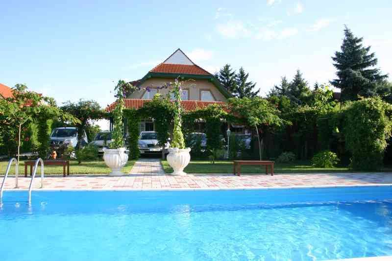 Lorelei Pension, Gyenesdias, Hungary, Hungary hotels and hostels