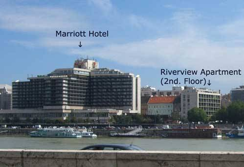 Riverview Apartment, Budapest, Hungary, Hungary hotels and hostels