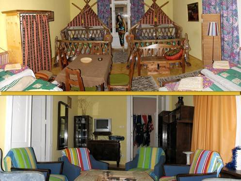 Yep Hostel and Apartments, Budapest, Hungary, preferred site for booking holidays in Budapest