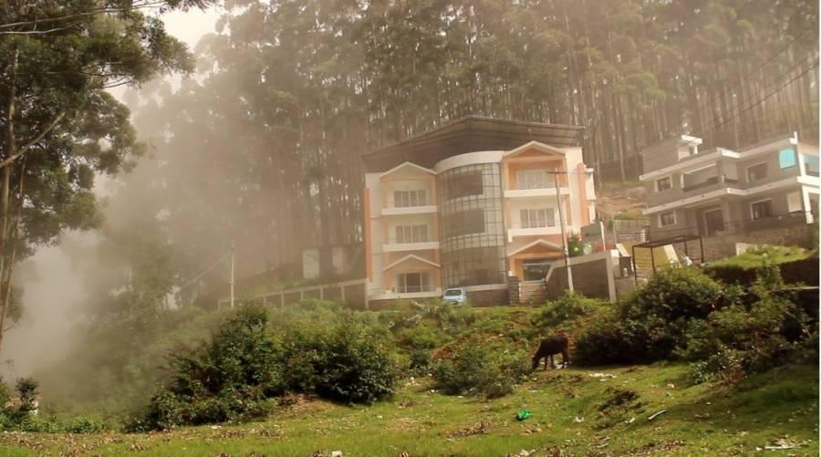 4U Resort, Kodaikanal, India, 最好的酒店访问和度假 在 Kodaikanal