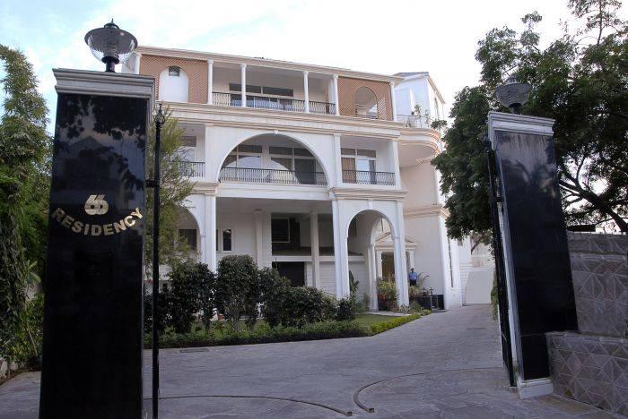 66 Residency Hotel, Jaipur, India, 天气最好的酒店 在 Jaipur