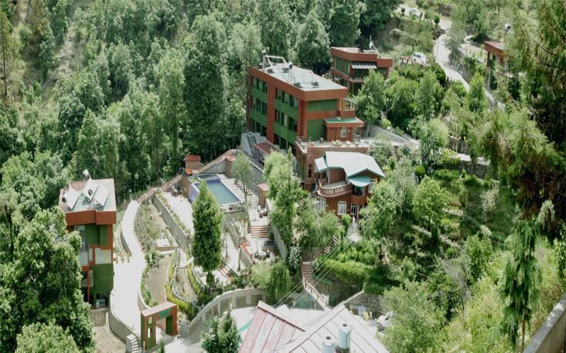 Aamari Resorts, Naini Tal, India, India 酒店和旅馆