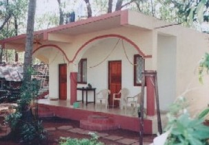 Anjunapalms Guesthouses, Anjuna, India, reservations for winter vacations in Anjuna