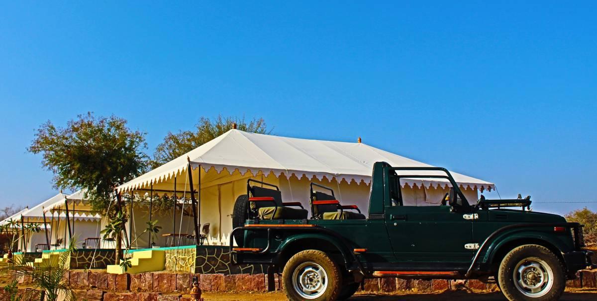 Aravali Nature Camp, Jawai Bandh, India, India hotels and hostels