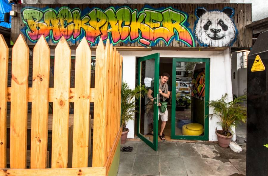 Backpacker Panda- Appetite, Mumbai, India, India hoteller og vandrehjem