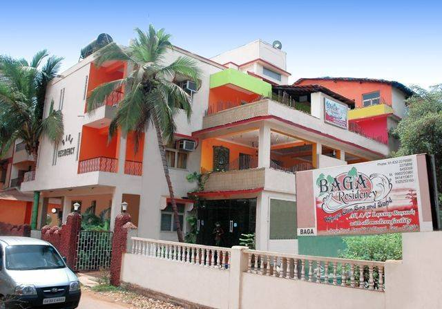 Baga Residency, Calangute, India, India hotels and hostels