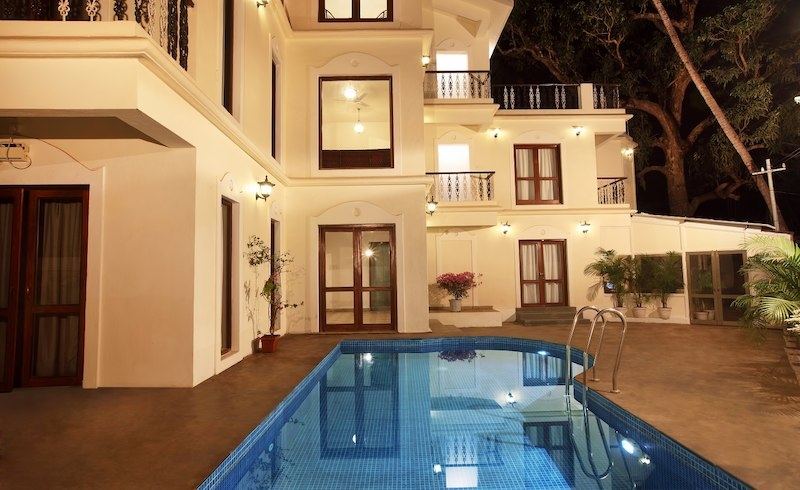 Bay Luxe, Anjuna, India, India hotels and hostels
